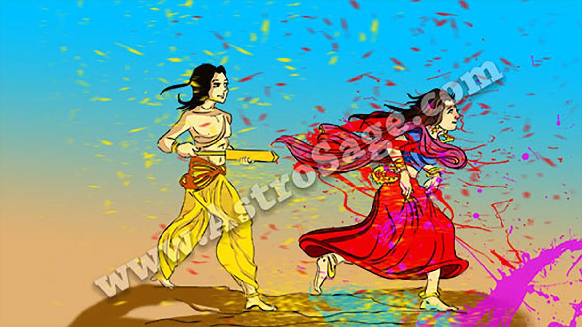 Holi 2022 Date In India Calendar.Holi 2022 Dhulandi Date For New Delhi India